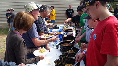 Troop 99 Boy Scout Breakfast